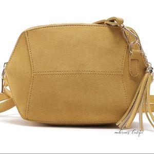 Handbags - Fringe 1 Shoulder / Crossbody Bag